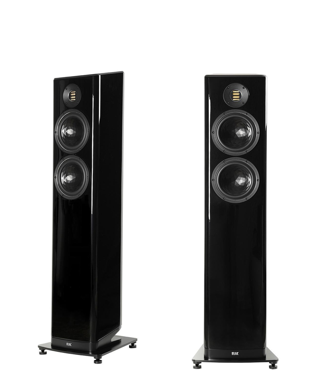 画像: ELAC の新製品VELA FS408。 エネルギー、立体感に優れた貫禄たっぷりのサウンドを聴かせる - Stereo Sound ONLINE