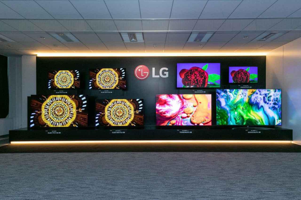 画像: LG、有機ELテレビ、液晶テレビの新製品を一挙28モデル発表。有機ELテレビフラッグシップ「OLED G1」シリーズは、新パネル「LG OLED evo」の搭載で輝度・色純度を大幅に向上させた - Stereo Sound ONLINE