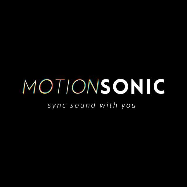 画像: MOTION SONIC ティザーウェブサイト
