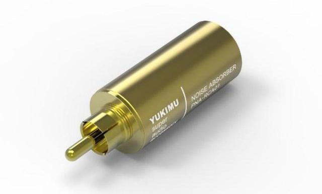 画像: 日本の技術者が生み出した、プラグ・ノイズ・アブソーバー。ユキム「PNA-RCA01」はRCA端子につなぐことで、鮮度と解像感をアップさせる - Stereo Sound ONLINE