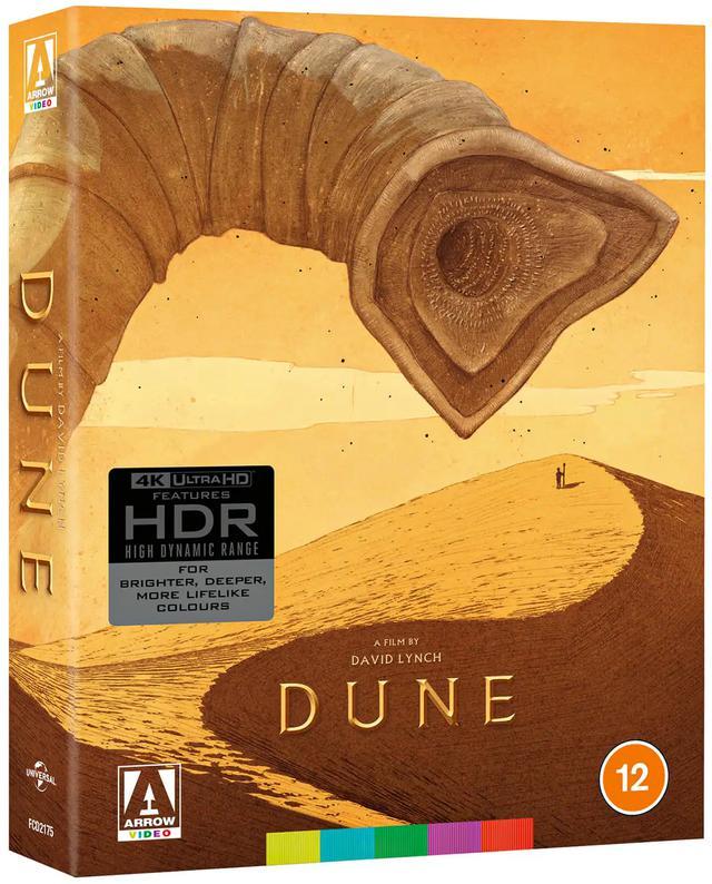 画像1: シネフィル待望の4K化『デューン/砂の惑星』【海外盤Blu-ray発売情報】