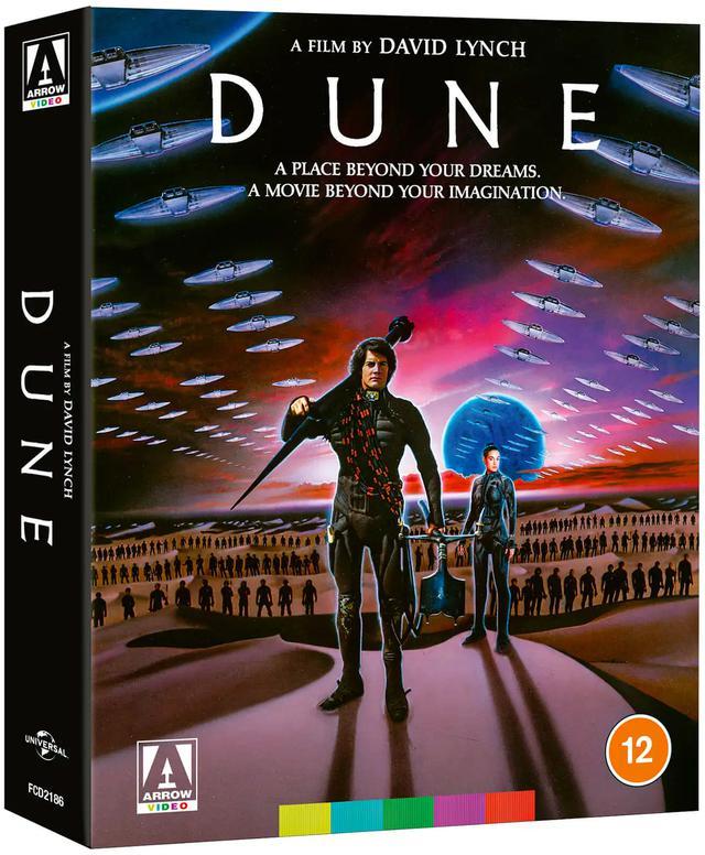 画像3: シネフィル待望の4K化『デューン/砂の惑星』【海外盤Blu-ray発売情報】