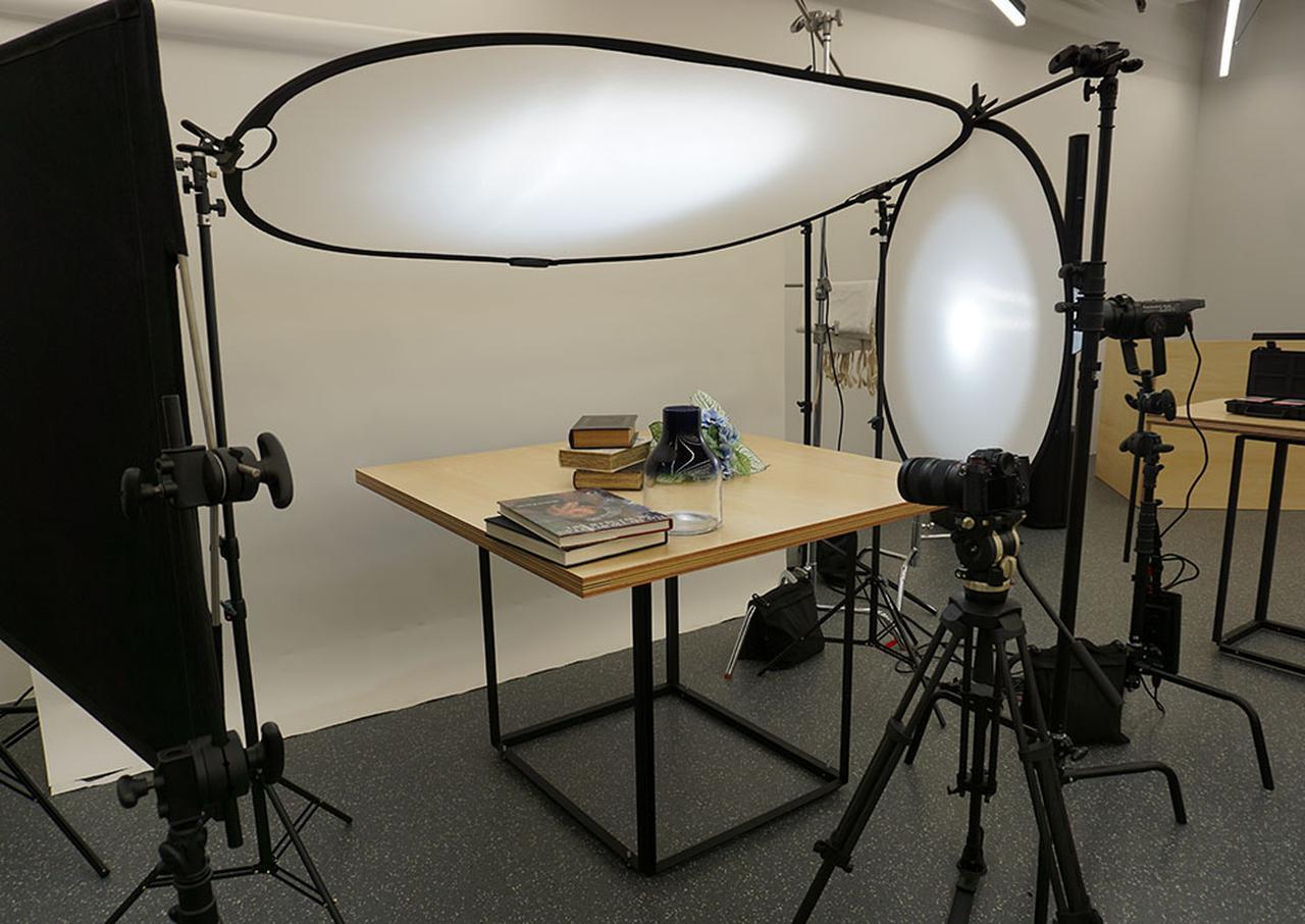 画像3: 「LUMIX BASE TOKYO」が東京・青山にオープン。撮影スタジオや編集スペースを備え、LUMIXがクリエイターと共に創り上げていく場所として活躍する