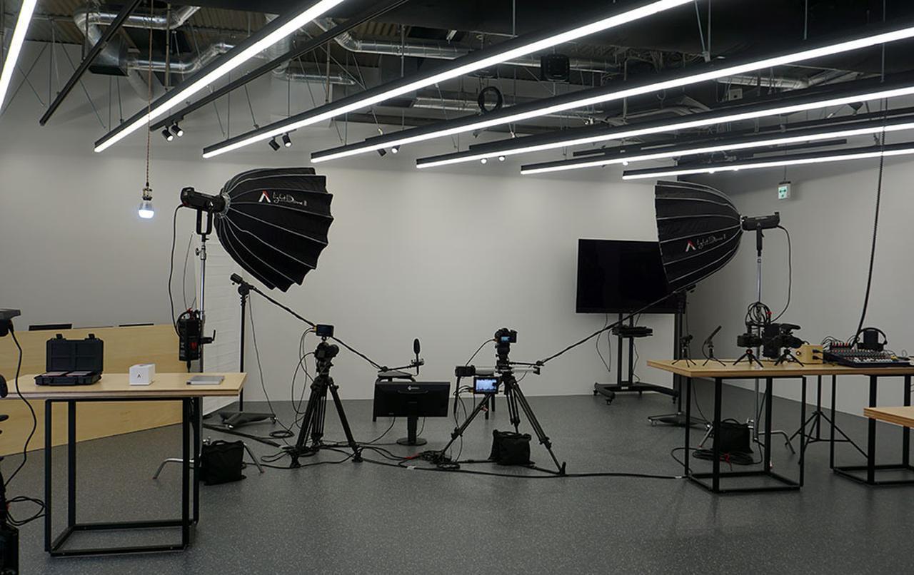 画像4: 「LUMIX BASE TOKYO」が東京・青山にオープン。撮影スタジオや編集スペースを備え、LUMIXがクリエイターと共に創り上げていく場所として活躍する