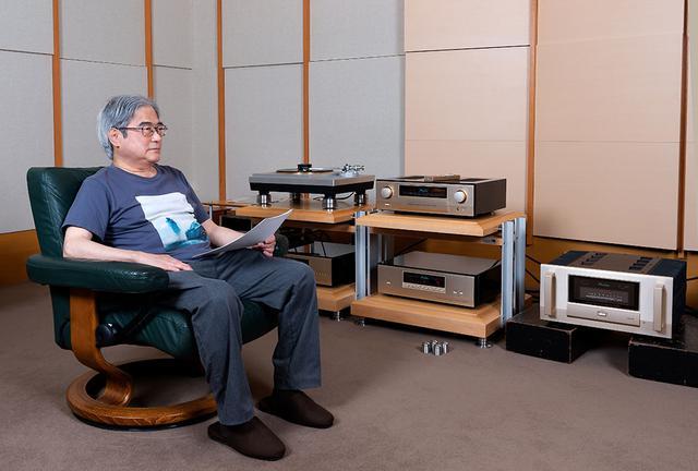 画像: StereoSound ONLINE試聴室にて、SACD/CDトランスポート、ネットワークプレーヤー、アナログレコードプレーヤーといった様々なソース機器に対する効果を検証した