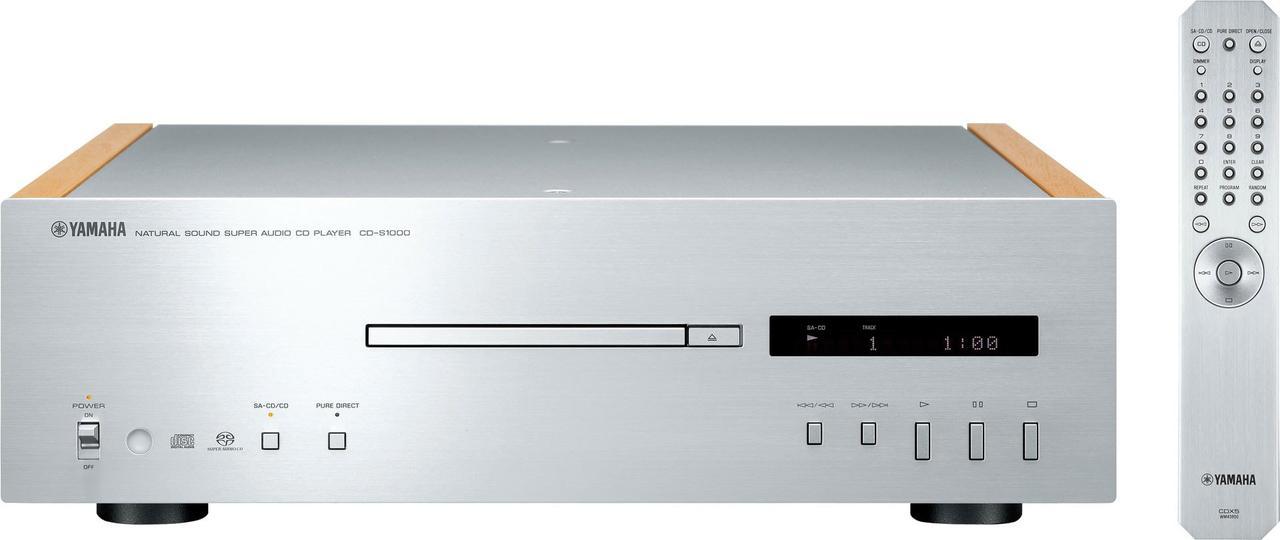 画像: ヤマハ   CD-S1000 - HiFiコンポーネント - 概要