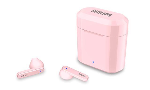 画像2: フィリップスの、フィデリオシリーズ最上級機「FIDELIO S3」有線イヤホンと、完全ワイヤレスイヤホン「TAT3265PK」の新色ピンクが発売中