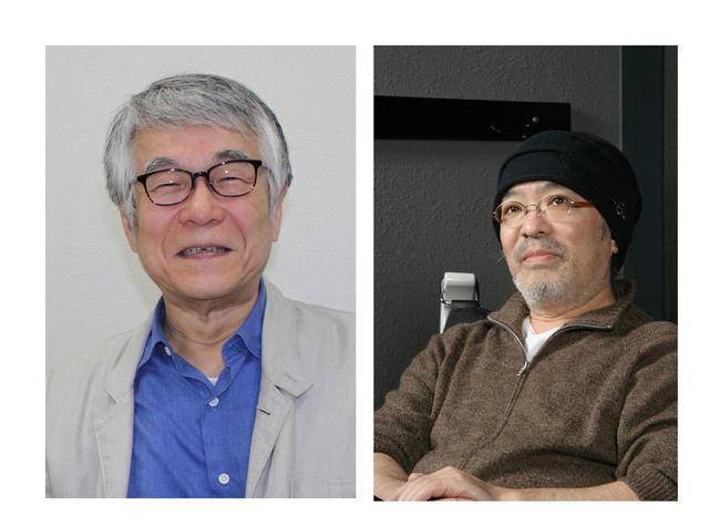 画像: ▲映画評論家 宇田川幸洋氏(左)と久保田明氏