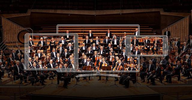 画像: ベルリン・フィル デジタル・コンサートホール