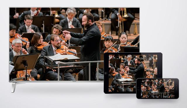 """画像4: """"まさしくベルリン・フィルの音が、した"""" 「デジタル・コンサートホール」でスタートした、ハイレゾ・ロスレス音声の効果を聴く(後):麻倉怜士のいいもの研究所 レポート51"""