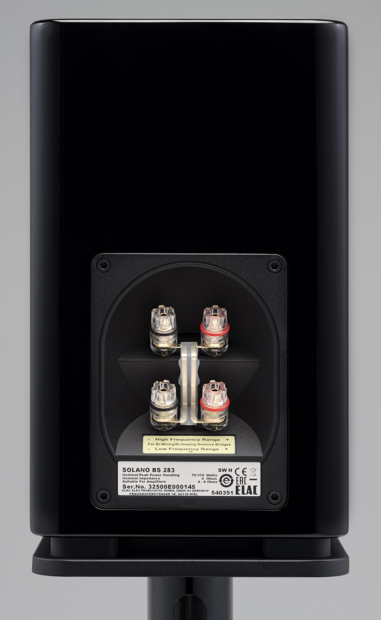 画像: エラック、ミドルクラスとなる「Solano BS 283」と「Solano FS 287」は、JET V搭載で環境音再現がリアル
