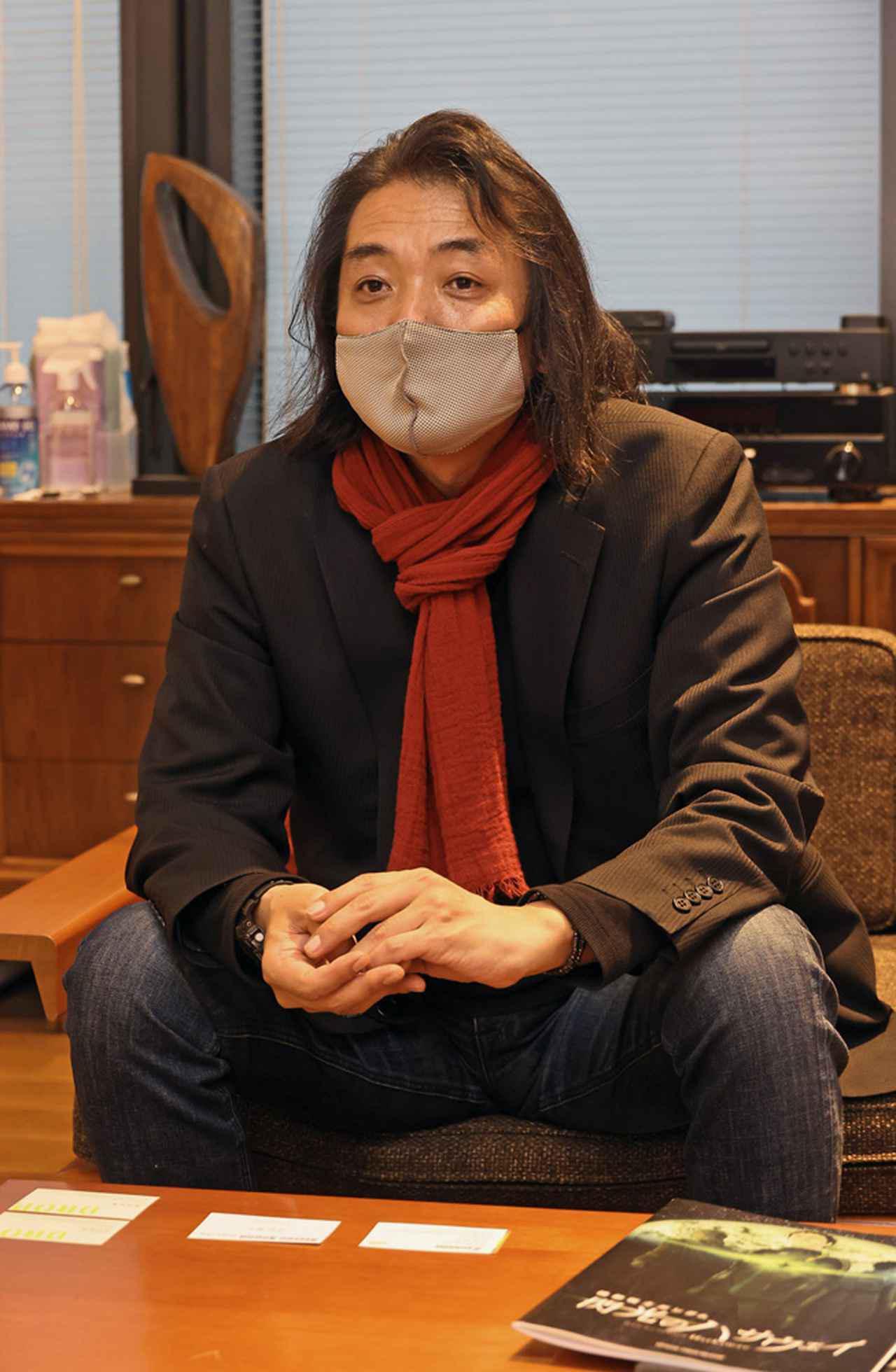 画像2: 映画『機動戦士ガンダム 閃光のハサウェイ』が、いよいよドルビーシネマで6月11日(金)より公開。音響演出の笠松広司氏にインタビューした