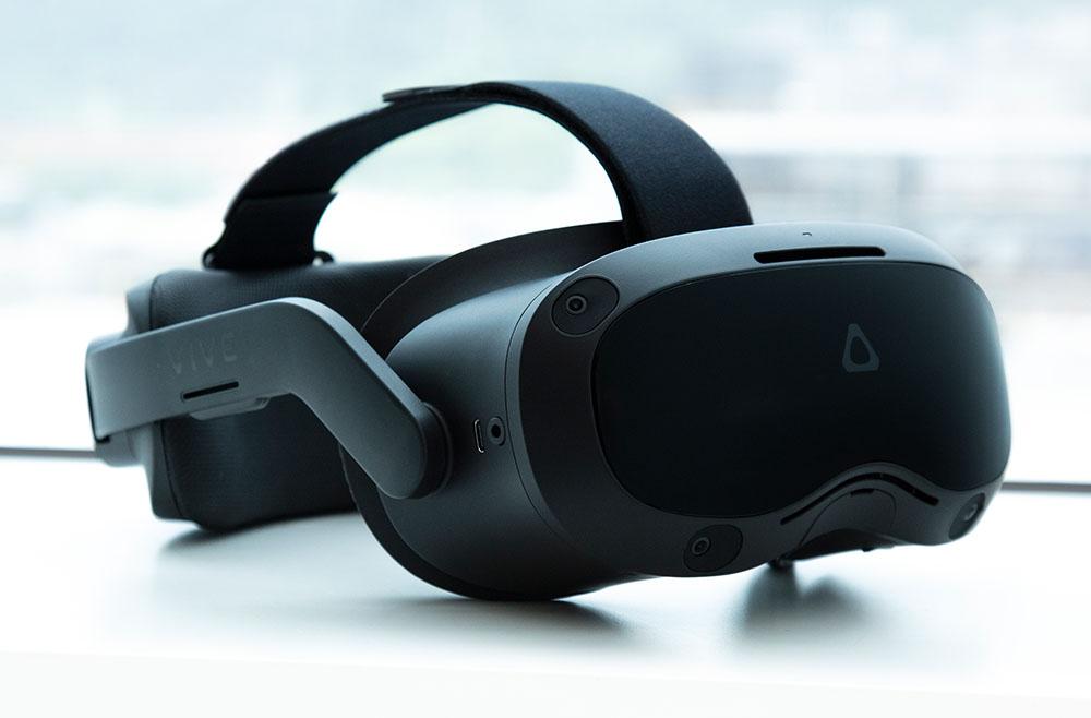 画像1: HTC、ビジネスVRの究極のソリューション「VIVE Focus 3」は本日から予約受付をスタート。5Kの圧倒的没入感で、VR空間でのデザインやトレーニングがますます快適&リアルに!