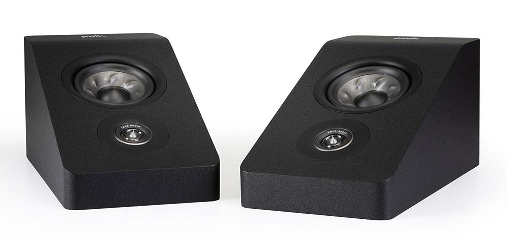 画像: 「R900」は背面にアッテネーターの切り替えスイッチを備えており、上向きや壁掛けなどの設置方法に応じてトゥイーターのレベルを選択できる