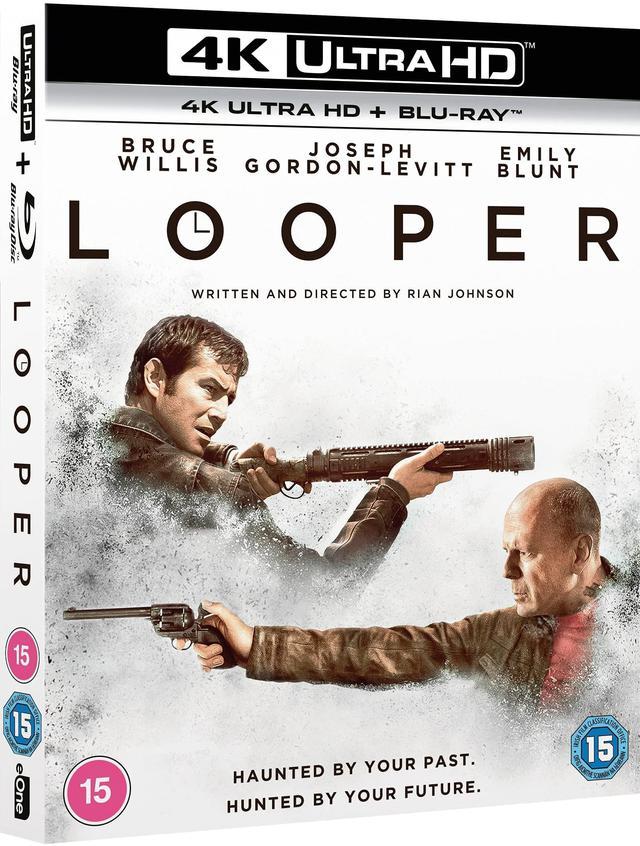 画像1: 傑作SFサスペンスが4K化『LOOPER/ルーパー』【海外盤Blu-ray発売情報】