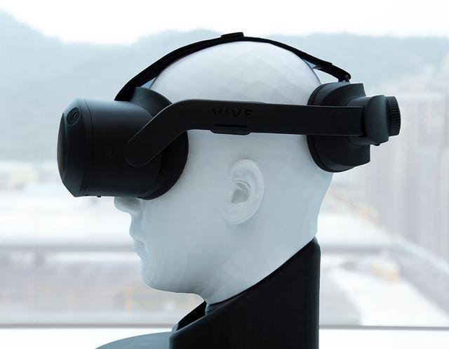 画像2: HTC、ビジネスVRの究極のソリューション「VIVE Focus 3」は本日から予約受付をスタート。5Kの圧倒的没入感で、VR空間でのデザインやトレーニングがますます快適&リアルに!