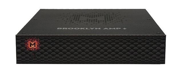 画像1: Mytek Digitalのステレオパワーアンプ「Brooklyn AMP+」が本日発売。デジタルアンプモジュールに磨きをかけ、さらなる高音質を実現