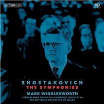 画像: Shostakovich: Symphonies Nos. 1-15 - ハイレゾ音源配信サイト【e-onkyo music】