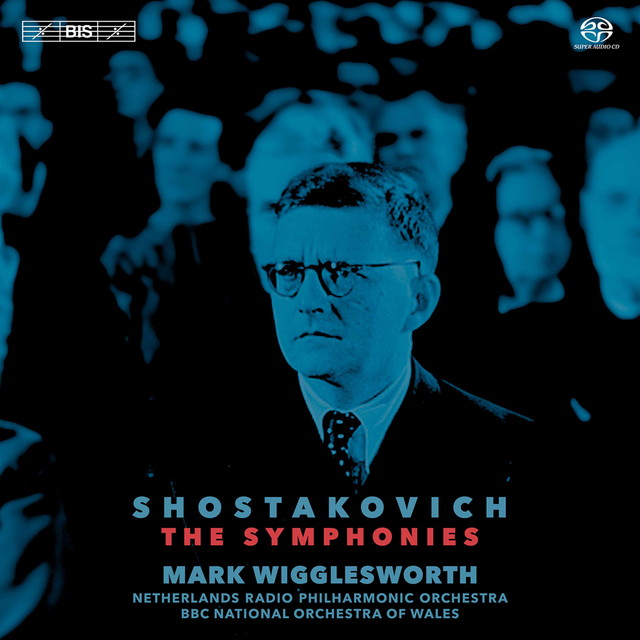 画像: Shostakovich: Symphonies Nos. 1-15 / Netherlands Radio Philharmonic Orchestra