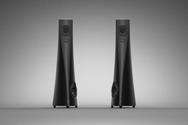 画像: エステロン、流麗デザインのハイエンドスピーカーをリファインした「YB Mk II」を、6月16日に発売。共振抑制を強化し、さらに音質を向上