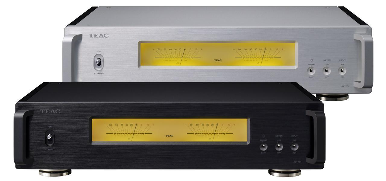 画像: AP-701 | 製品トップ | TEAC - オーディオ製品情報サイト