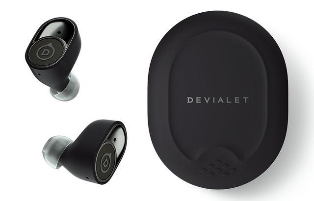 画像1: デビアレのワイヤレスイヤホン「DEVIALET GEMINI」の発売日が決定! 独自の高音質技術を満載した注目機は完実電機から6月18日にリリース