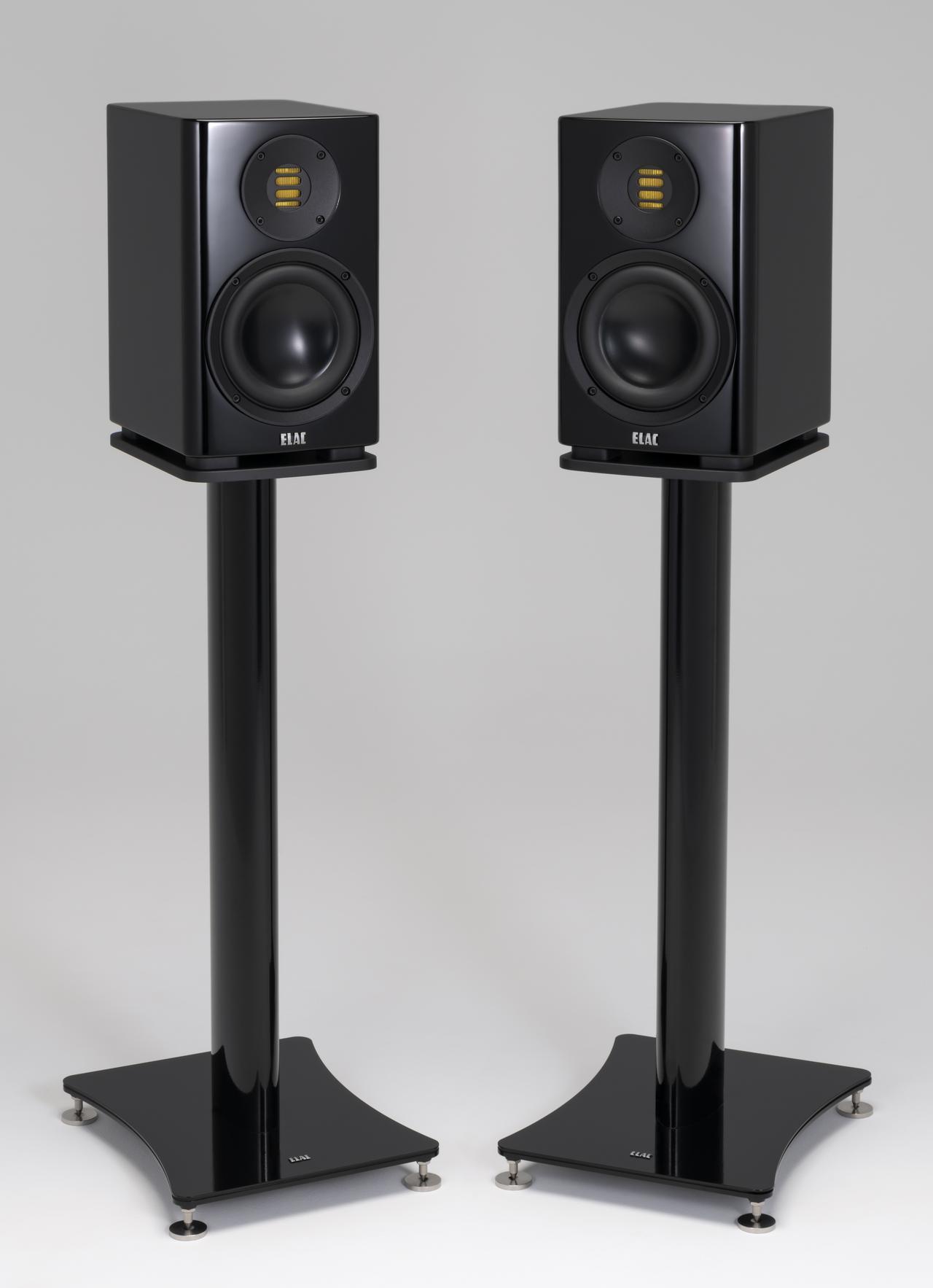 画像1: 【HiViレビュー】スピーカーシステム、ELAC、Solano 「BS283」「FS287」注目プリメインアンプと組み合わせて極上のサウンドを楽しむ