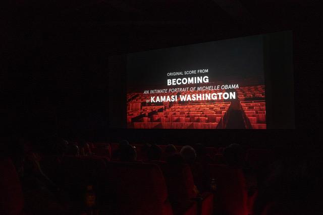 画像: 4月下旬、カマシ・ワシントンのプレミア映像上映会が「ヒューマントラストシネマ渋谷」で開催。 音響システム「odessa」が無観客ライヴの雰囲気を鮮明に伝える - Stereo Sound ONLINE