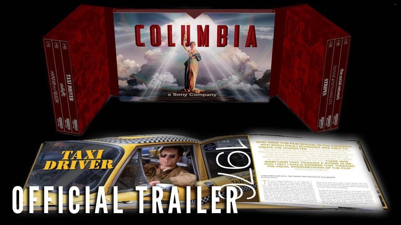 画像: Columbia Classics Volume 2 4K Ultra HD Collection - Official Trailer   Available 9/14! www.youtube.com