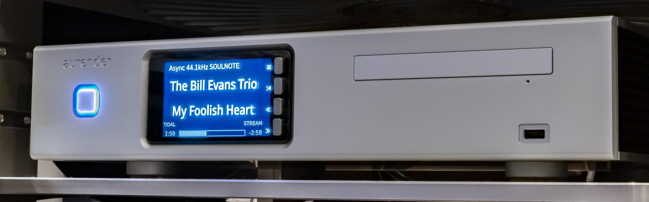 画像: 【HiViレビュー】ネットワークプレーヤー、Aurender「ACS10」こんなCDストリーマーを待っていた、唯一無二のデジタルファイル再生システム