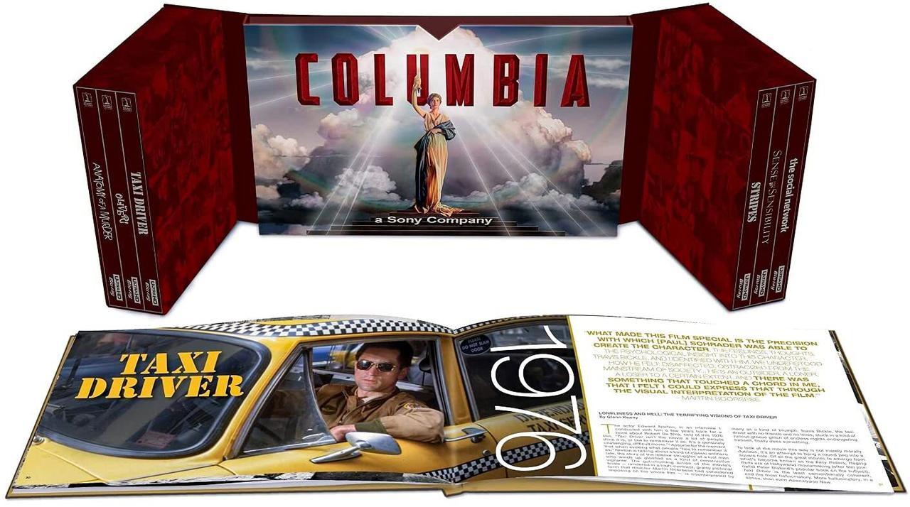 画像2: COLUMBIA CLASSICS COLLECTION: VOLUME 2 - 4K UHD BLU-RAY with DOLBY VISION and DOLBY ATMOS