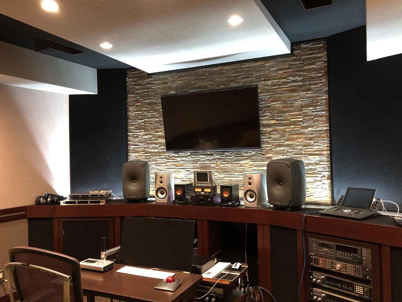 画像: 今回、原田氏が「ガルパン」アナログレコードのマスタリングを行なったランティスの地下にあるMAGIC GARDENの3rd Studio。