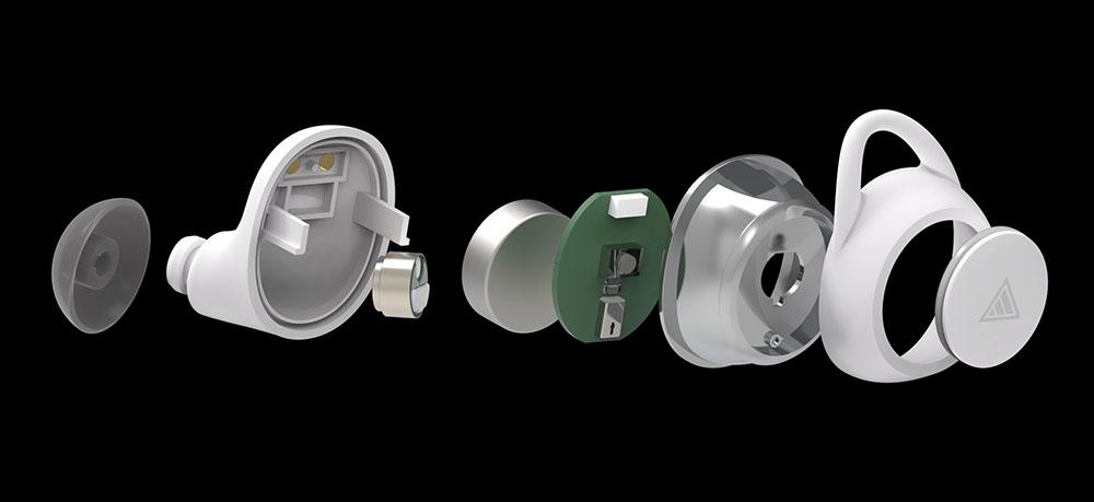 画像1: アユートが、ワイヤレスオーディオ専門ブランド「ANIMA」の新規取り扱いを開始。新開発振動板を採用した「ANW01」を7月2日に発売する