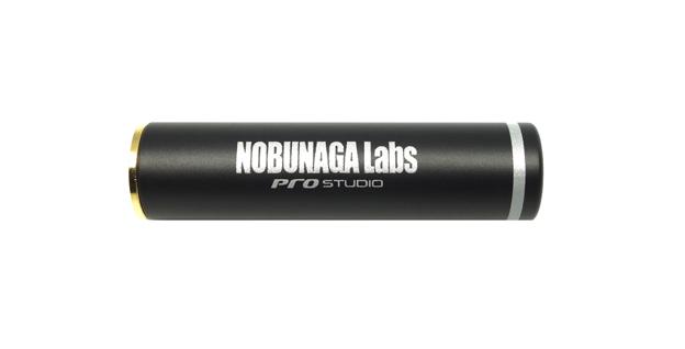 画像: NOBUNAGA Labs pro studio :: 3.5mm 3極ステレオミニジャック
