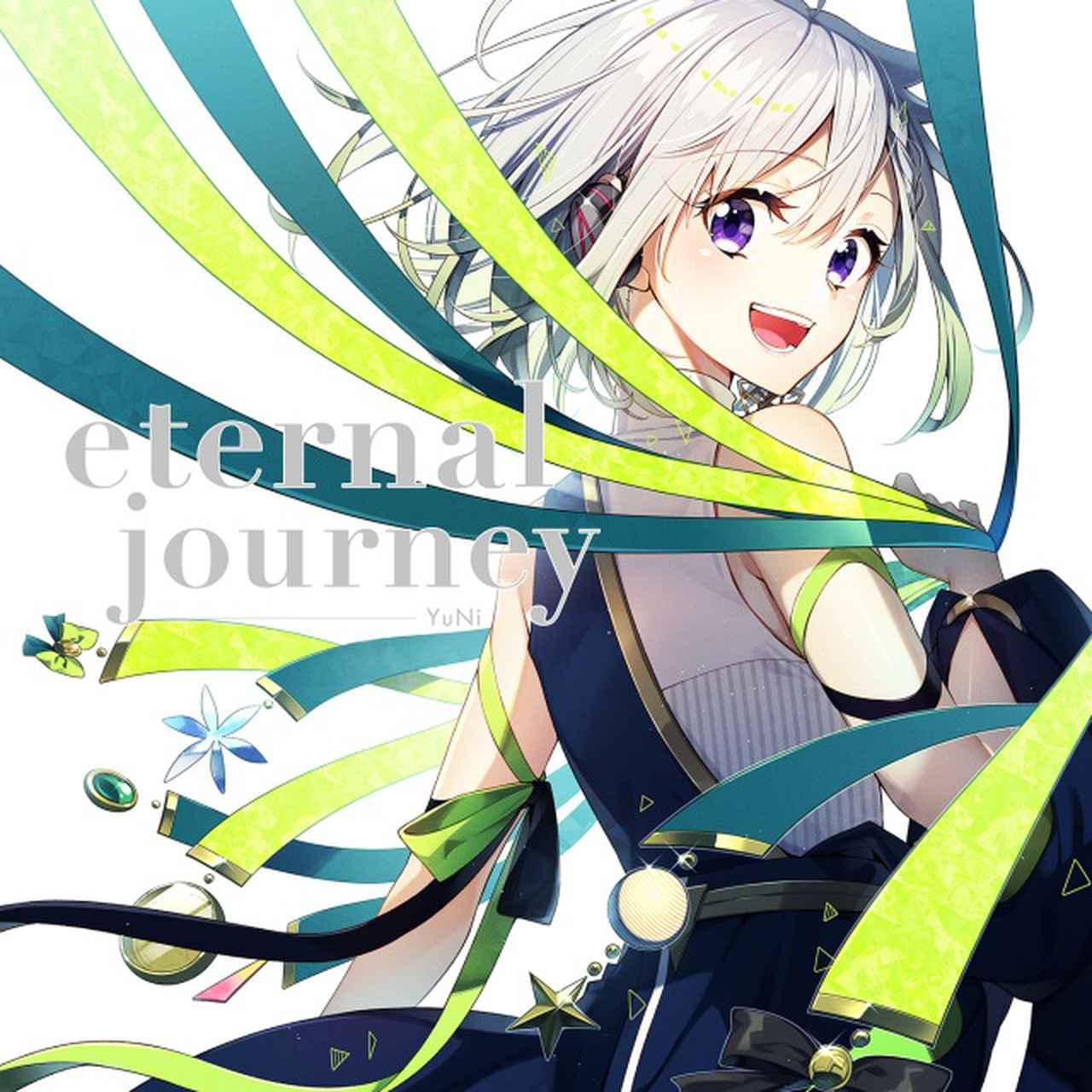 画像: eternal journey / YuNi on OTOTOY Music Store