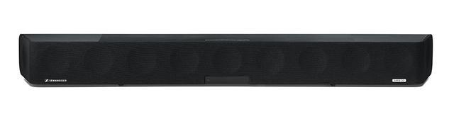画像1: ゼンハイザーが、同社初となる「AMBEO Soundbar」を7月27日に発売。13基のスピーカーを内蔵し、一台のサウンドバーで、魔法のような3Dサラウンドを体験できる