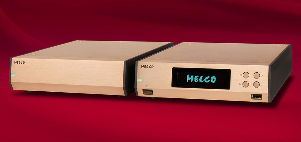 画像: DELAが、ミュージックライブラリー「N10」の『メルコ45周年記念モデル』を6月中旬に発売。5Tバイトのストレージを搭載した、少数限定生産の特別モデル - Stereo Sound ONLINE