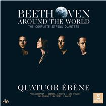 画像: Beethoven Around the World: The Complete String Quartets - ハイレゾ音源配信サイト【e-onkyo music】
