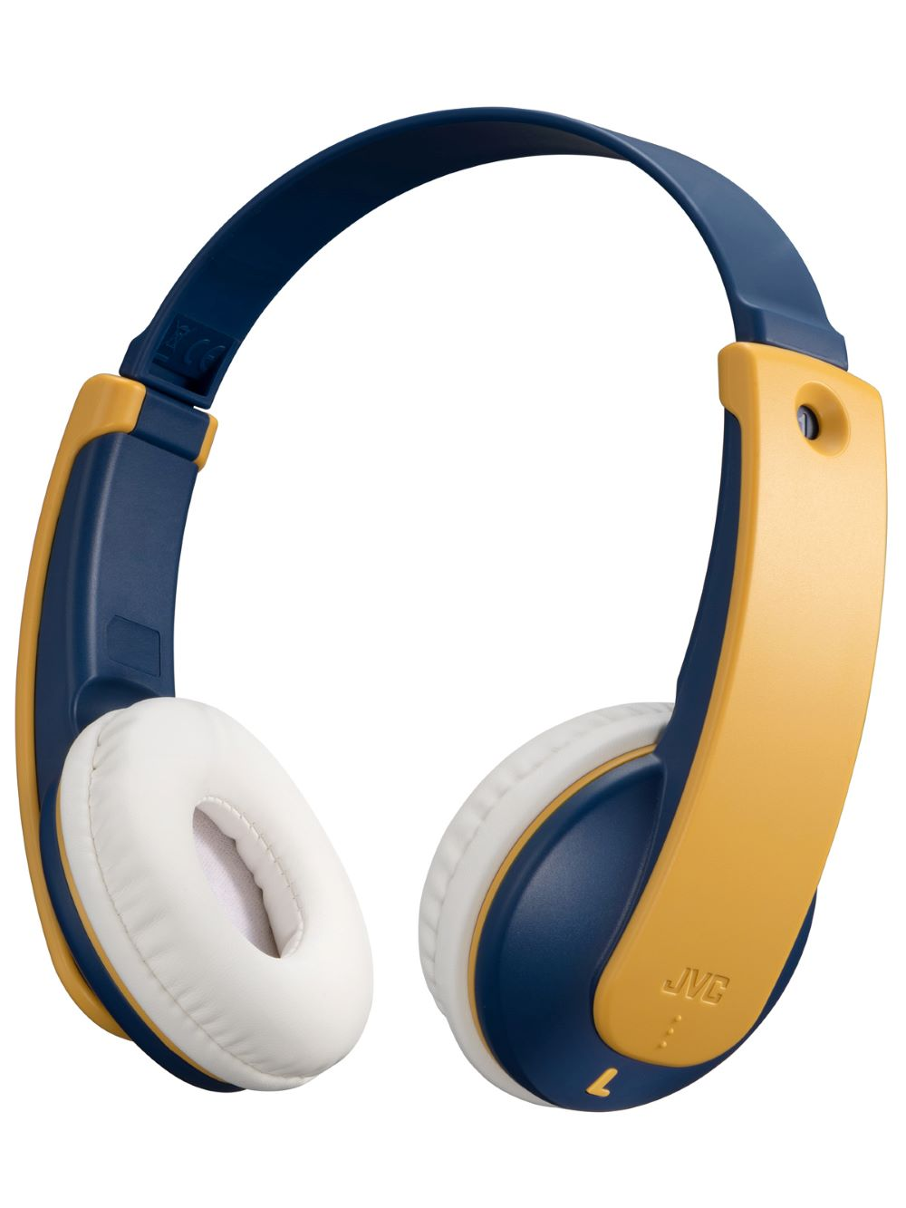 画像: JVC、音量制限機能を搭載した子供向けワイヤレスヘッドホン「HA-KD10W」を7月下旬に発売