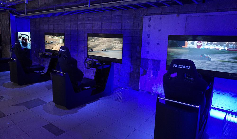 画像: グランツーリスモの最新試遊機が体験できる「GT SPORTサーキット」