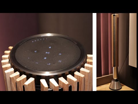 画像: Beolab 28 Loudspeakers | Overview & Features www.youtube.com