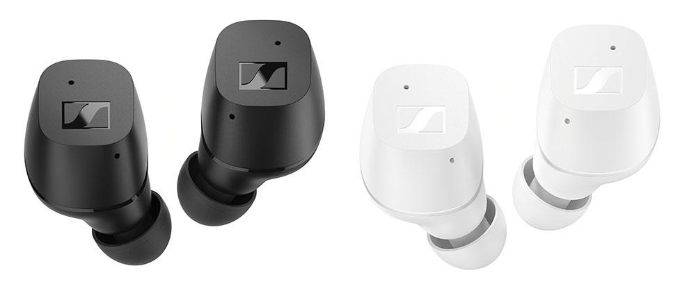 画像: ゼンハイザー、ワイヤレスイヤホンの戦略モデル「CX True Wireless」を投入! 「MOMENTUM True Wireless 2」と同等のドライバーを搭載しながら、市場想定価格¥15,800を実現