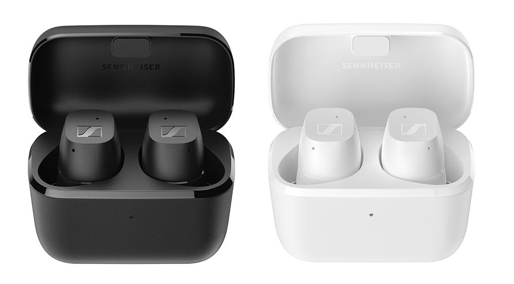 画像: 「CX True Wireless」はブラックとホワイトをラインナップ