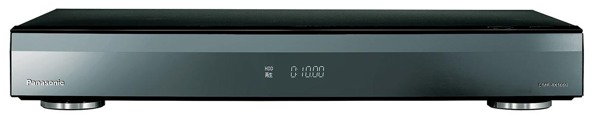 画像1: 第3位:パナソニック DMR-4X1000