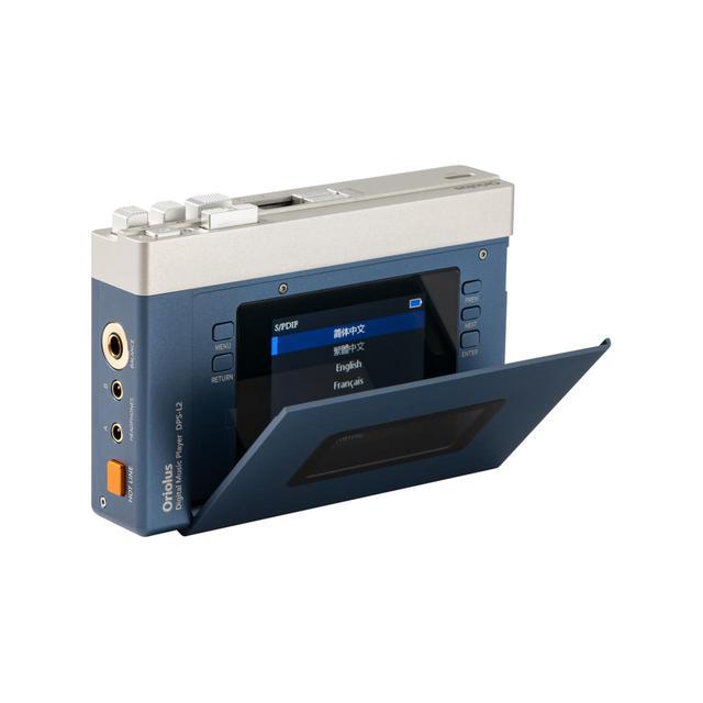 画像1: Oriolus、懐かしデザインを纏った最新仕様のデジタルオーディオプレーヤー「DPS-L2」を世界限定999台発売