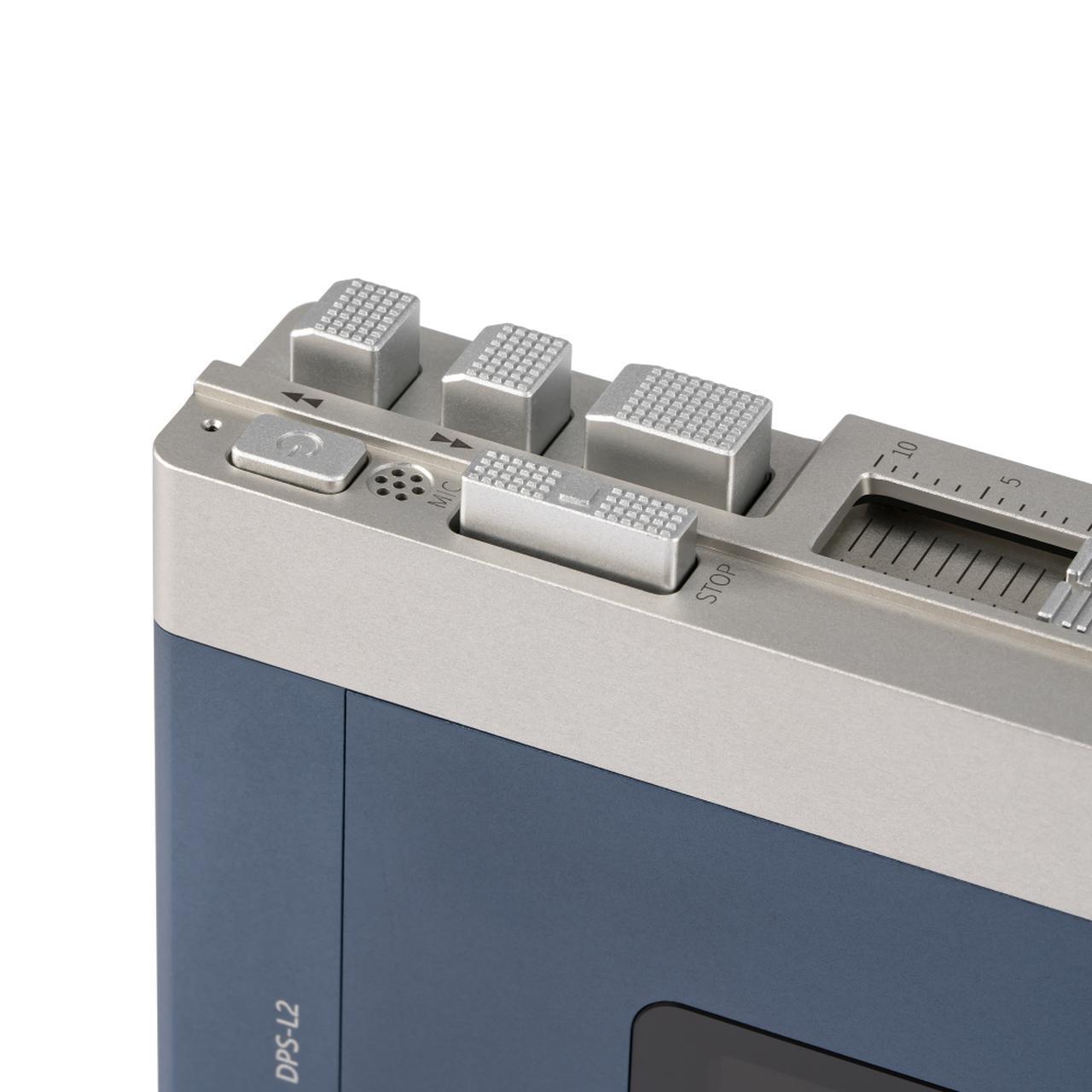 画像2: Oriolus、懐かしデザインを纏った最新仕様のデジタルオーディオプレーヤー「DPS-L2」を世界限定999台発売