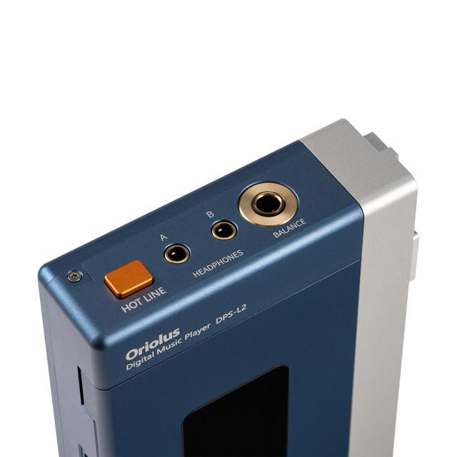 画像3: Oriolus、懐かしデザインを纏った最新仕様のデジタルオーディオプレーヤー「DPS-L2」を世界限定999台発売