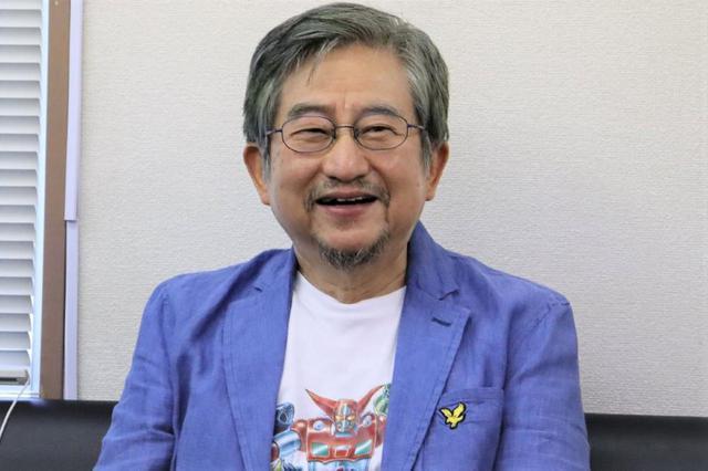 画像1: TVアニメ『ゲッターロボ アーク』いよいよ7月4日に放送開始! 放送開始記念、永井豪インタビューが到着!