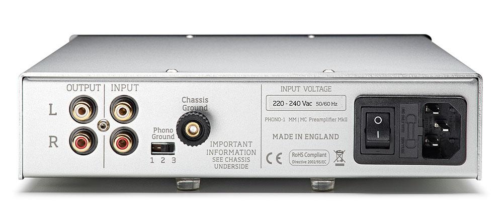 画像: タクトシュトックが、英国ヴァルテレのMM/MCフォノアンプ「PHONO-1 MK2」を7月に発売。あらゆる高品質なプレーヤーから、最大限のダイナミックレンジと最高のディテイルを引き出す