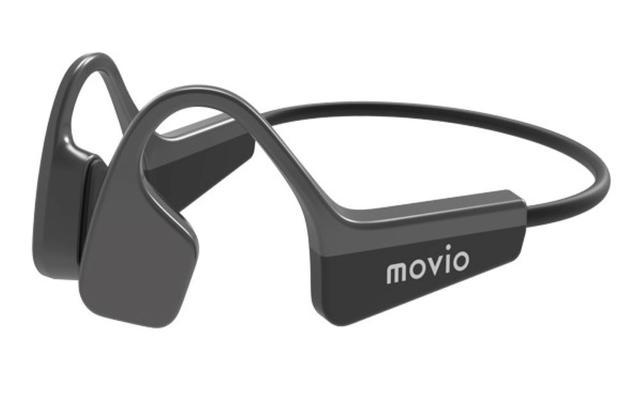 画像: movio、骨伝導イヤホン「ActiBone」を7月9日に発売。耳を塞がずに、音楽や通話が楽しめる